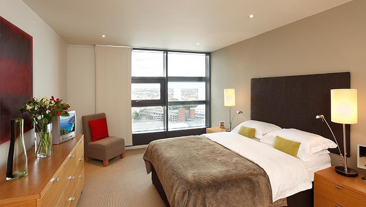Bed in SACO Birmingham - Brindley Place