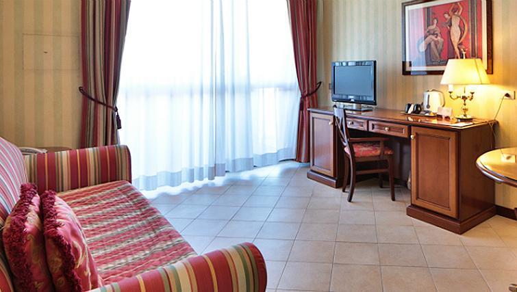 Comfortable living area at Contessa Jolanda Residence By Gruppo Una