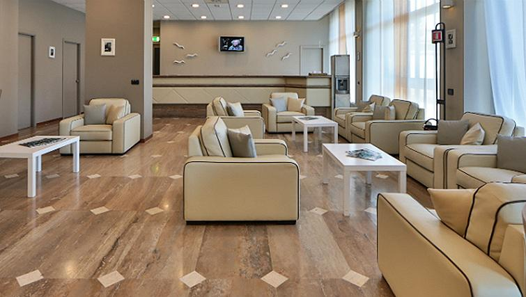 Lounge at Contessa Jolanda Residence By Gruppo Una