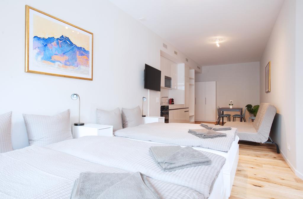 Double room at Marktplatz Apartments