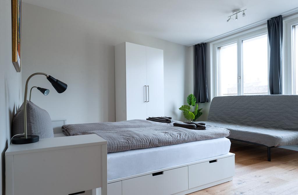 Studio at Marktplatz Apartments