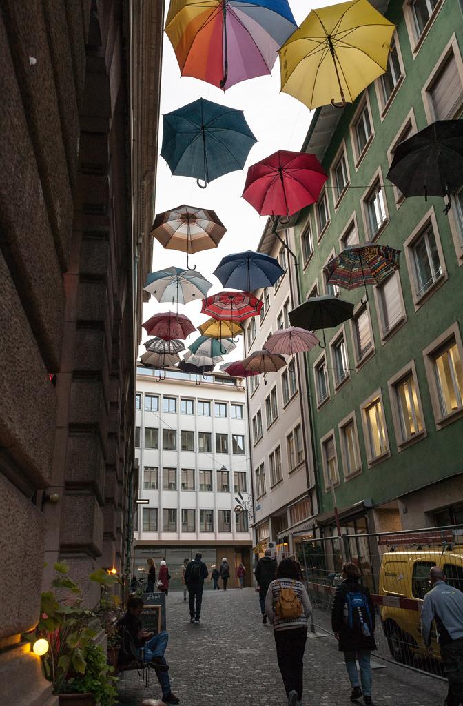 View at Marktplatz Apartments