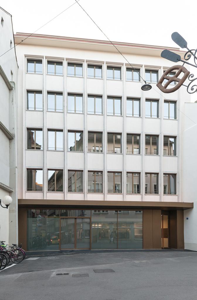 Exterior at Marktplatz Apartments