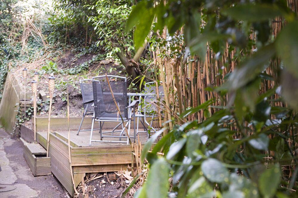 Garden at Gardens View Apartments
