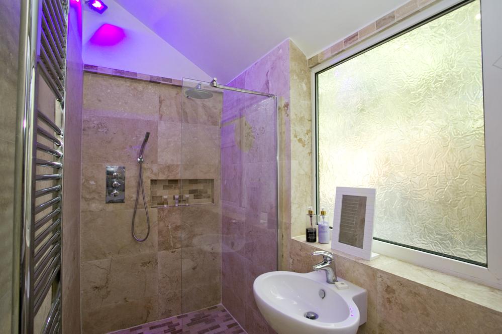 Bathroom at Gardens View Apartments