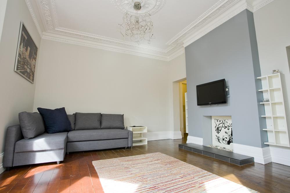 TV at Gardens View Apartments