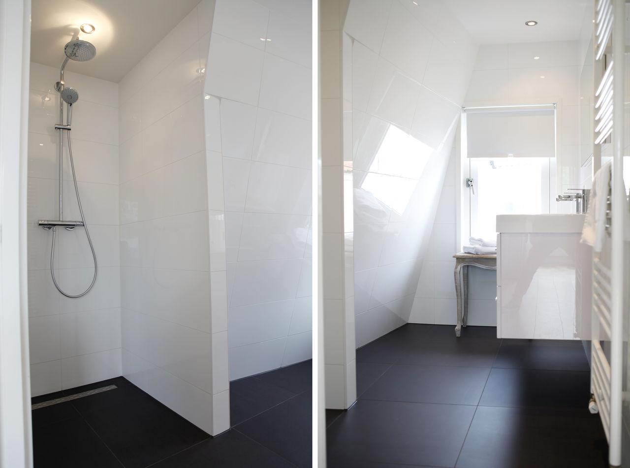 Shower at Le Petit Prince IV Apartment, Amsterdam