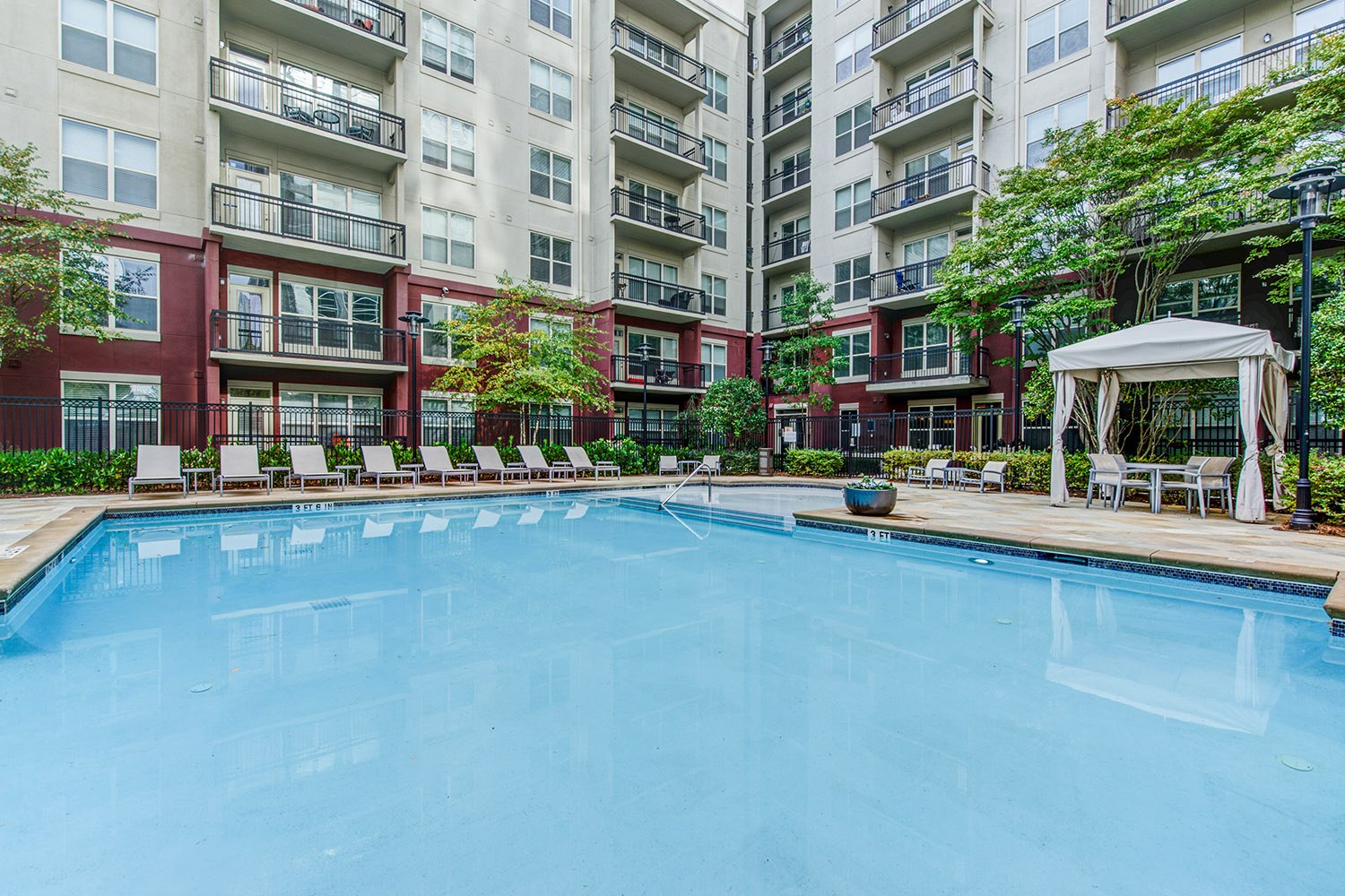 Pool at Peachtree Dunwoody Place