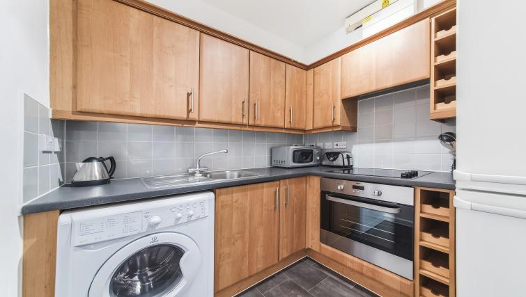 Modern kitchen in Dolphin Square