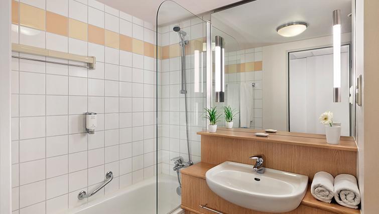 Bathroom in Citadines Kurfurstendamm Apartments