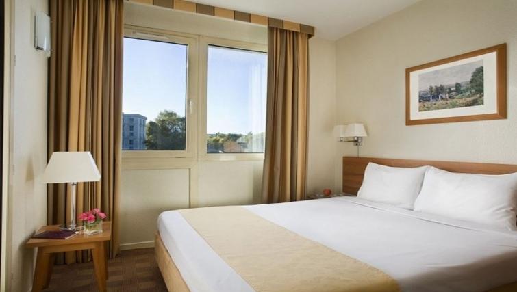Bedroom in Citadines Antigone Apartments