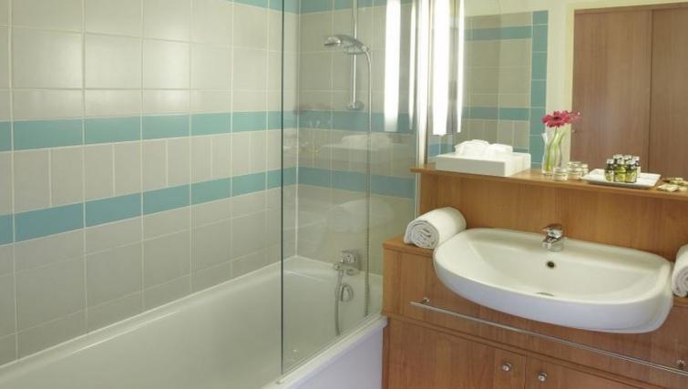 Bathroom in Citadines Antigone Apartments