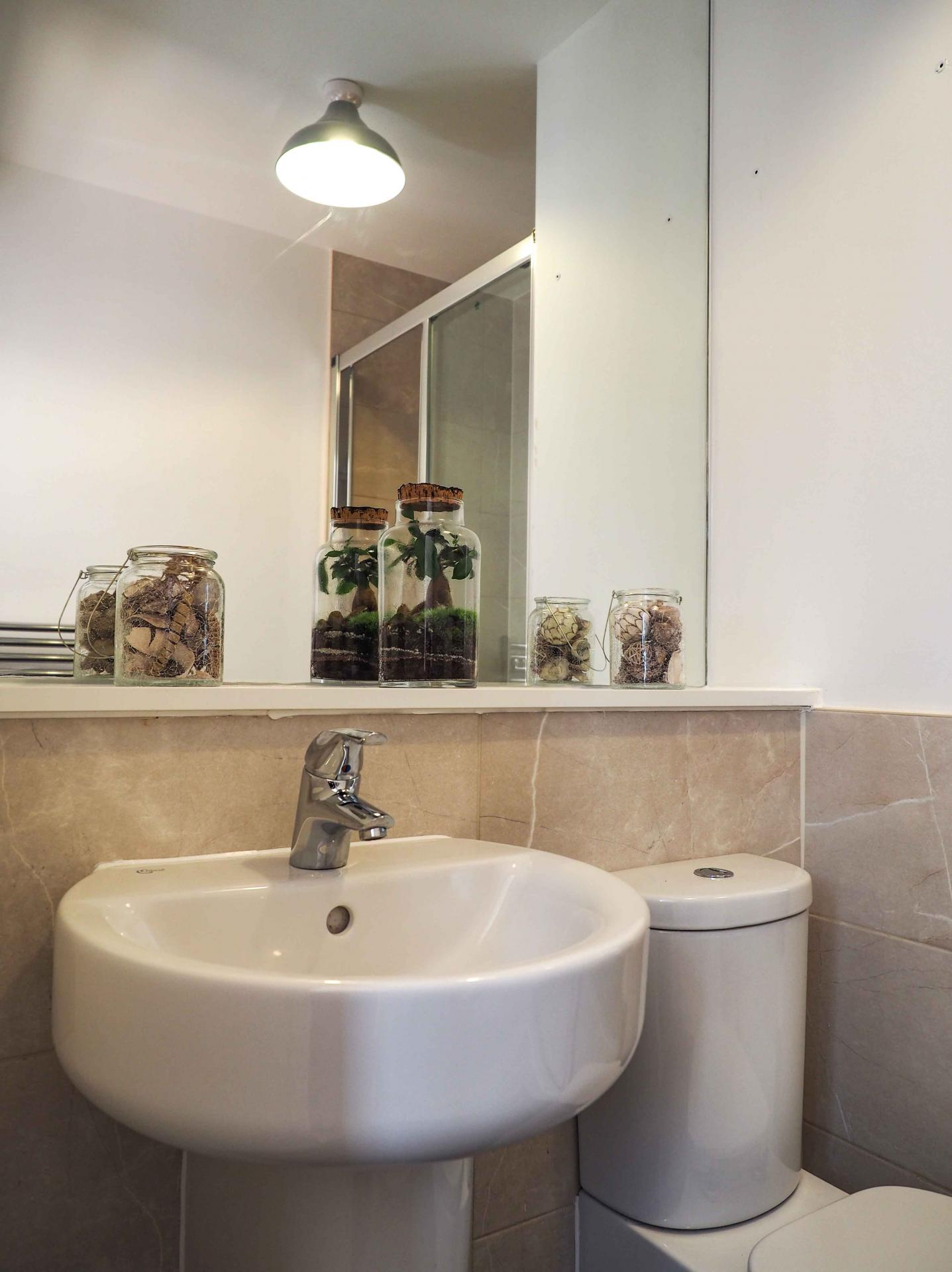 Sink at Wessex Court Serviced Apartment