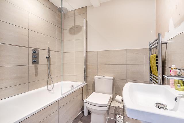 Bathroom at Springfield House