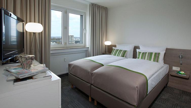 Beds at Lindner Messe Residence Dusseldorf