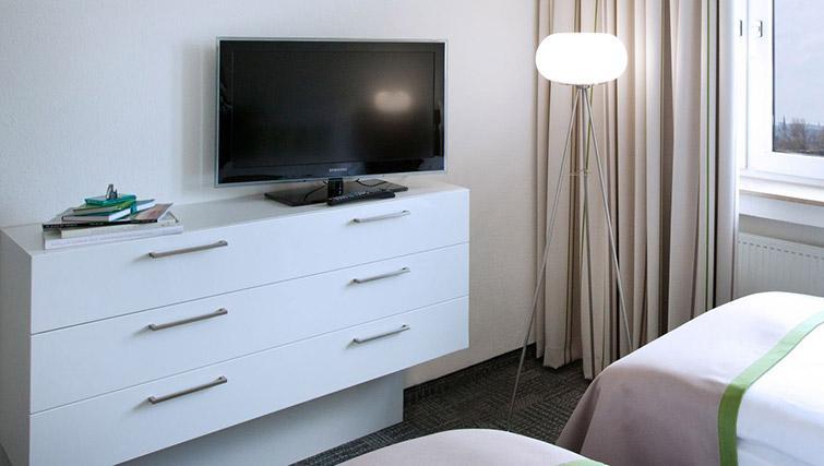 TV at Lindner Messe Residence Dusseldorf