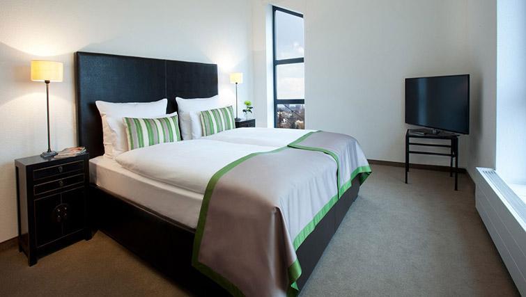Bedroom at Bedroom in Lindner Messe Residence Dusseldorf