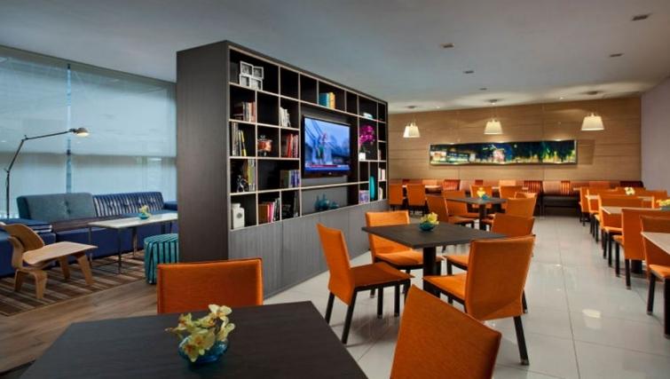 Sophisticated restaurant Citadines Mount Sophia Apartments, Singapore