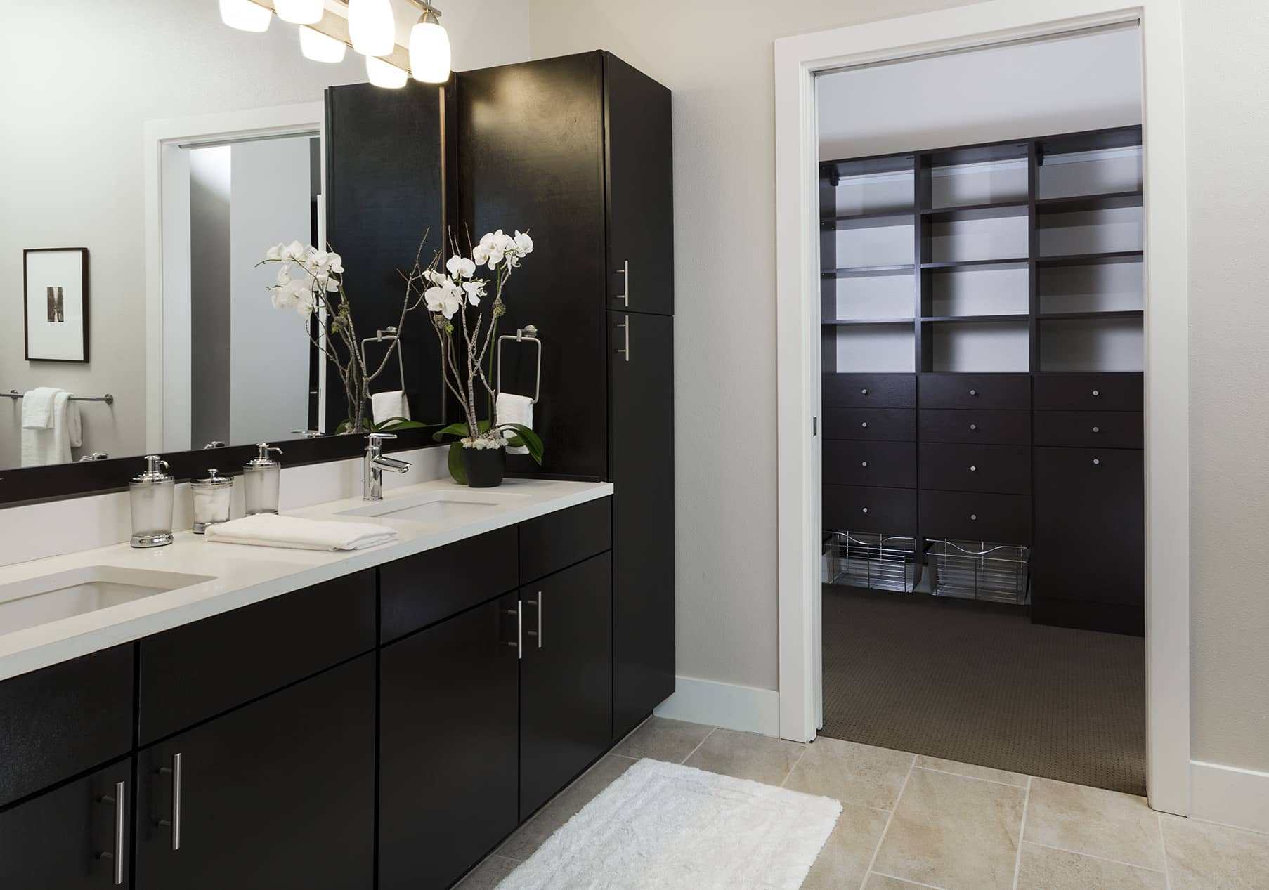 Bathroom at Channel Mission Bay Serviced Apartments