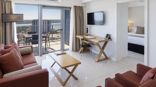 Living at Oaks Darwin Elan Hotel Apartments