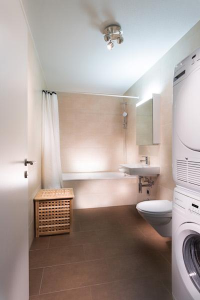 Bathroom at Paderewski 26 Apartments