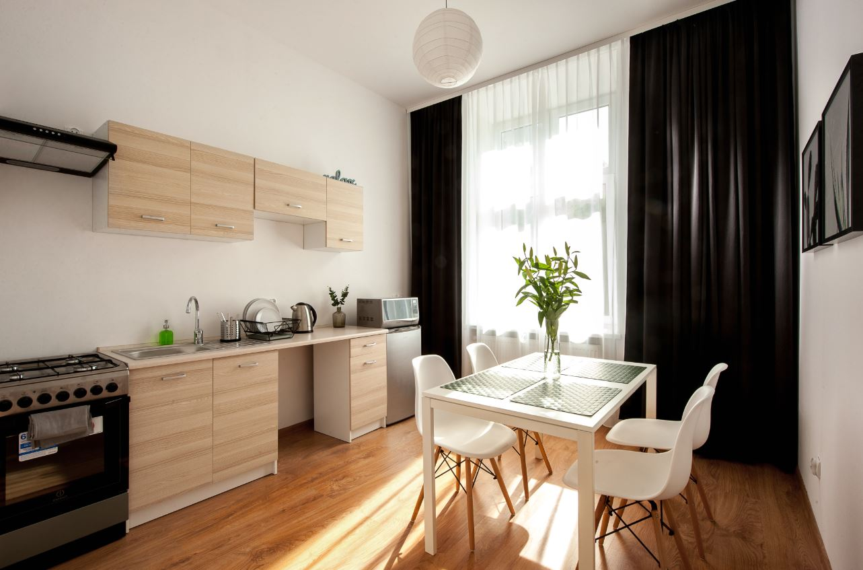 Kitchen at Agnieszki 1 Apartment