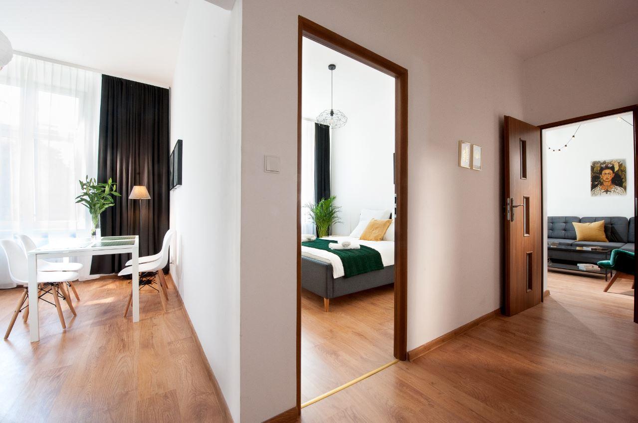 Hallway at Agnieszki 1 Apartment