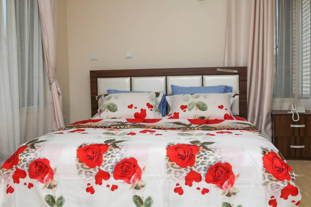 Cosy bedroom at SSCFG Apartments and Suites