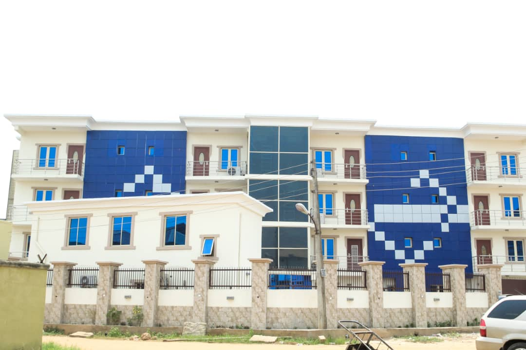 Exterior at SSCFG Apartments and Suites