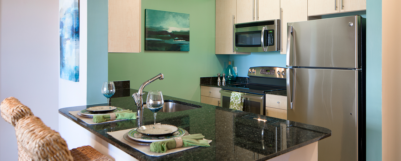 Oven at Spinnaker Bay Serviced Apartments