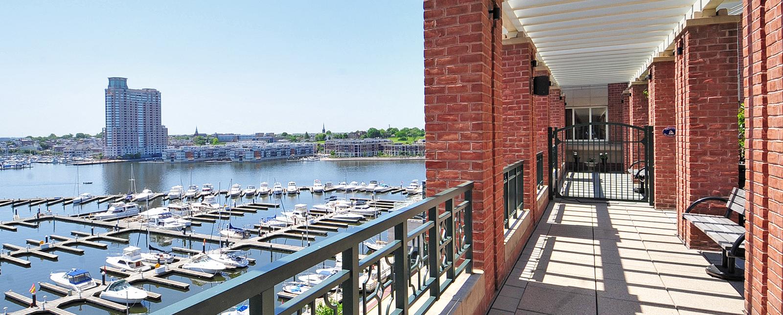 View at Spinnaker Bay Serviced Apartments