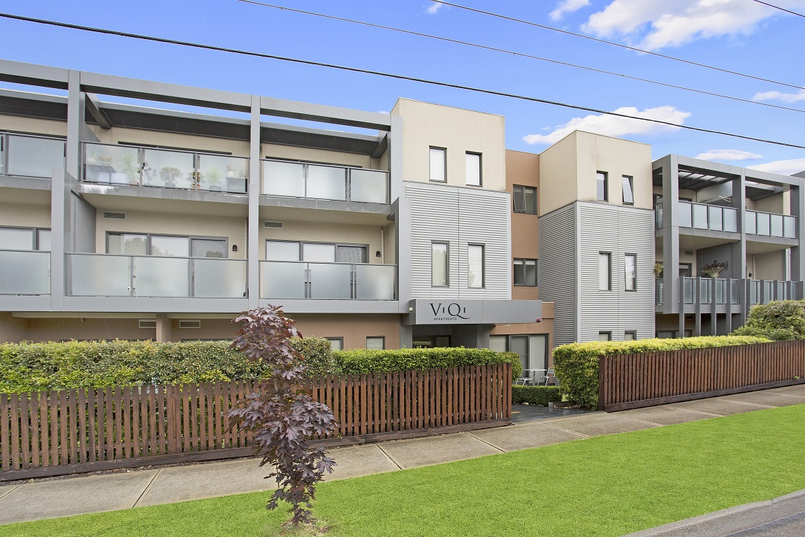 Exterior at Glen Waverley Apartments