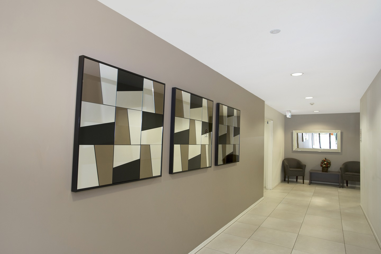 Hallway at Glen Waverley Apartments