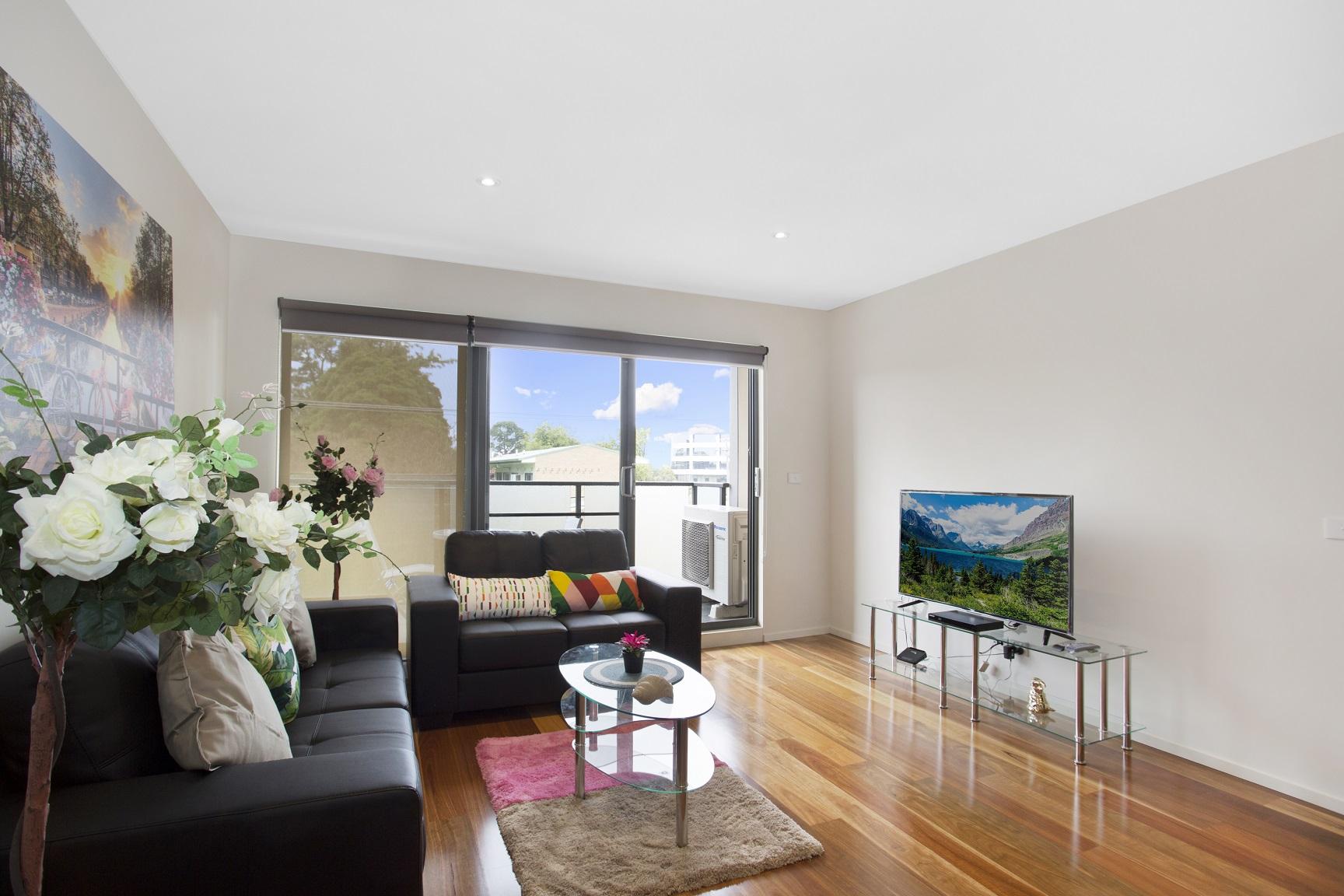 TV at Glen Waverley Apartments
