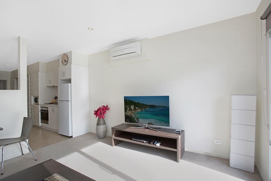 Lounge at Glen Waverley Apartments