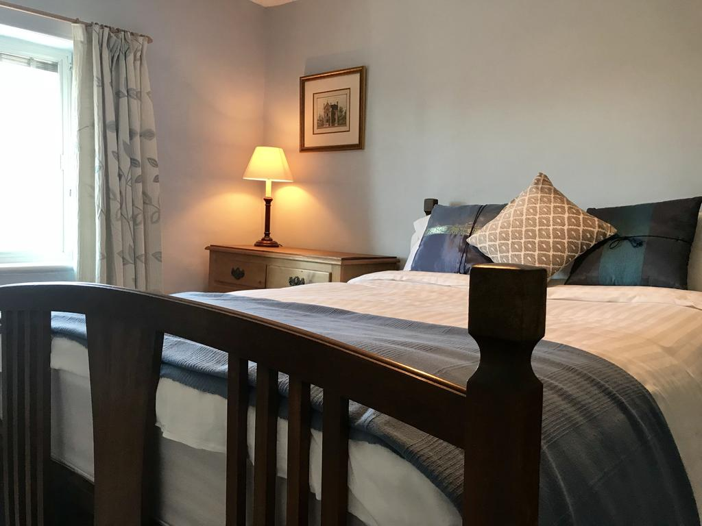 Double bedroom at Wood Farm House