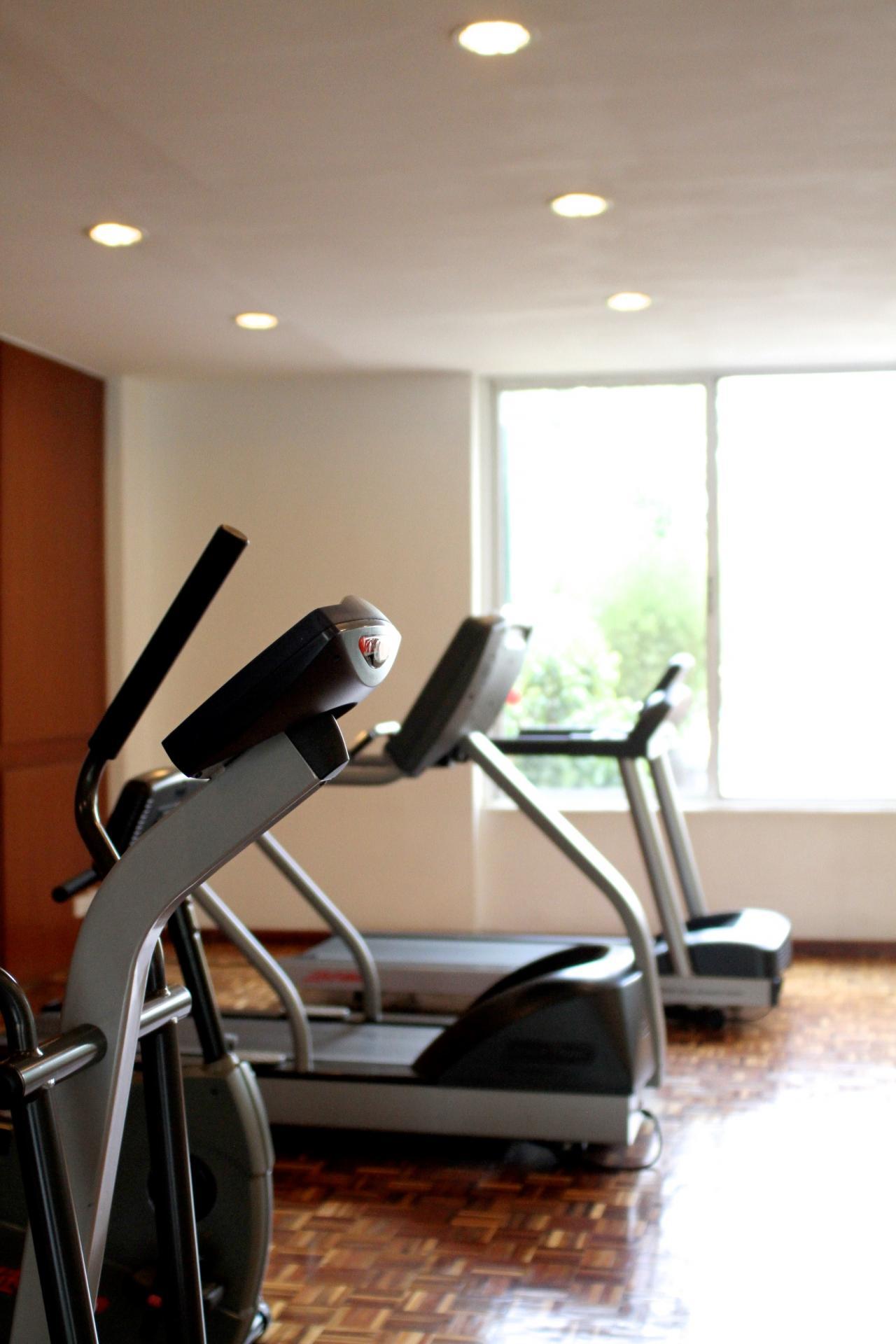 Gym at Yaya Apartments