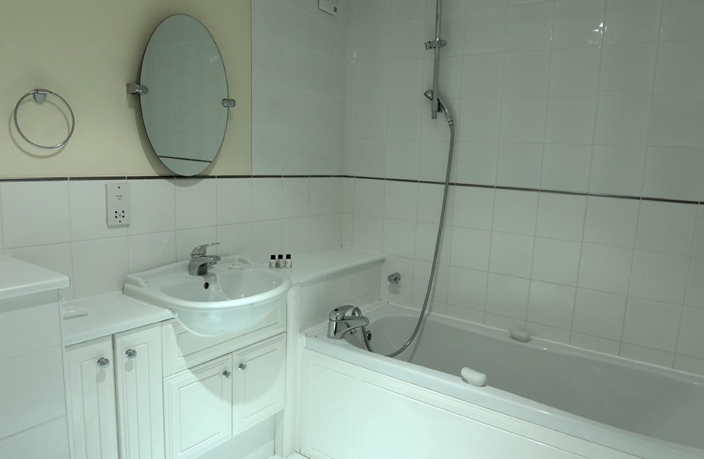 Bathroom at Alexander La Roche Court Apartments, Richmond, London