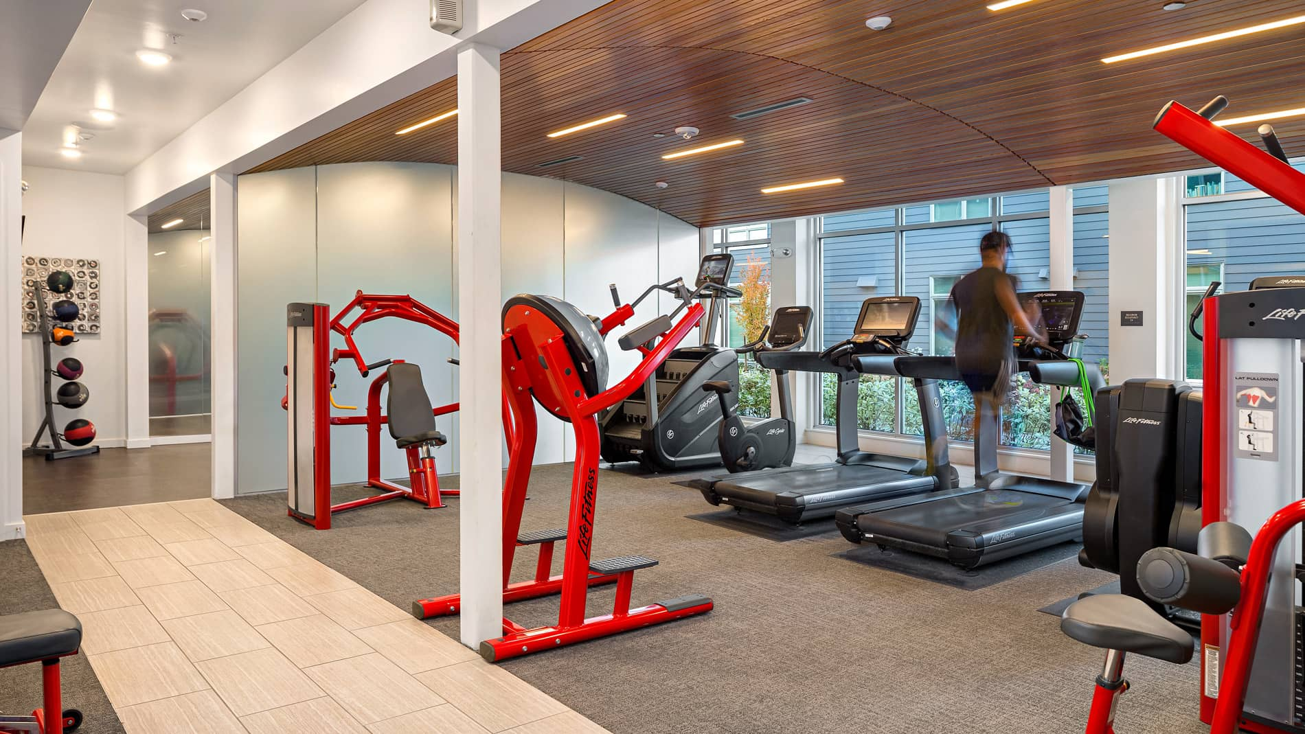 Fitness Centre at Cityline Apartment