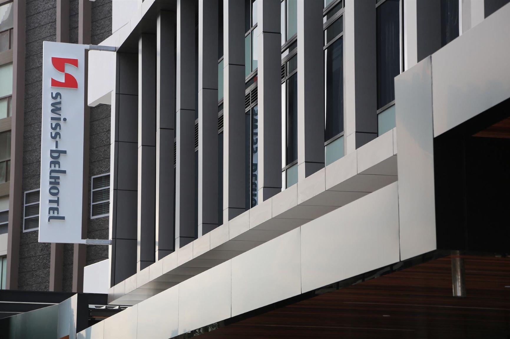 Exterior at Swiss-Belhotel Brisbane