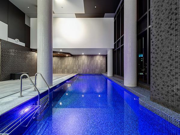 Pool at Swiss-Belhotel Brisbane
