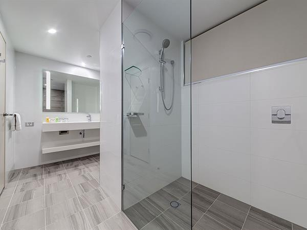 Shower at Swiss-Belhotel Brisbane