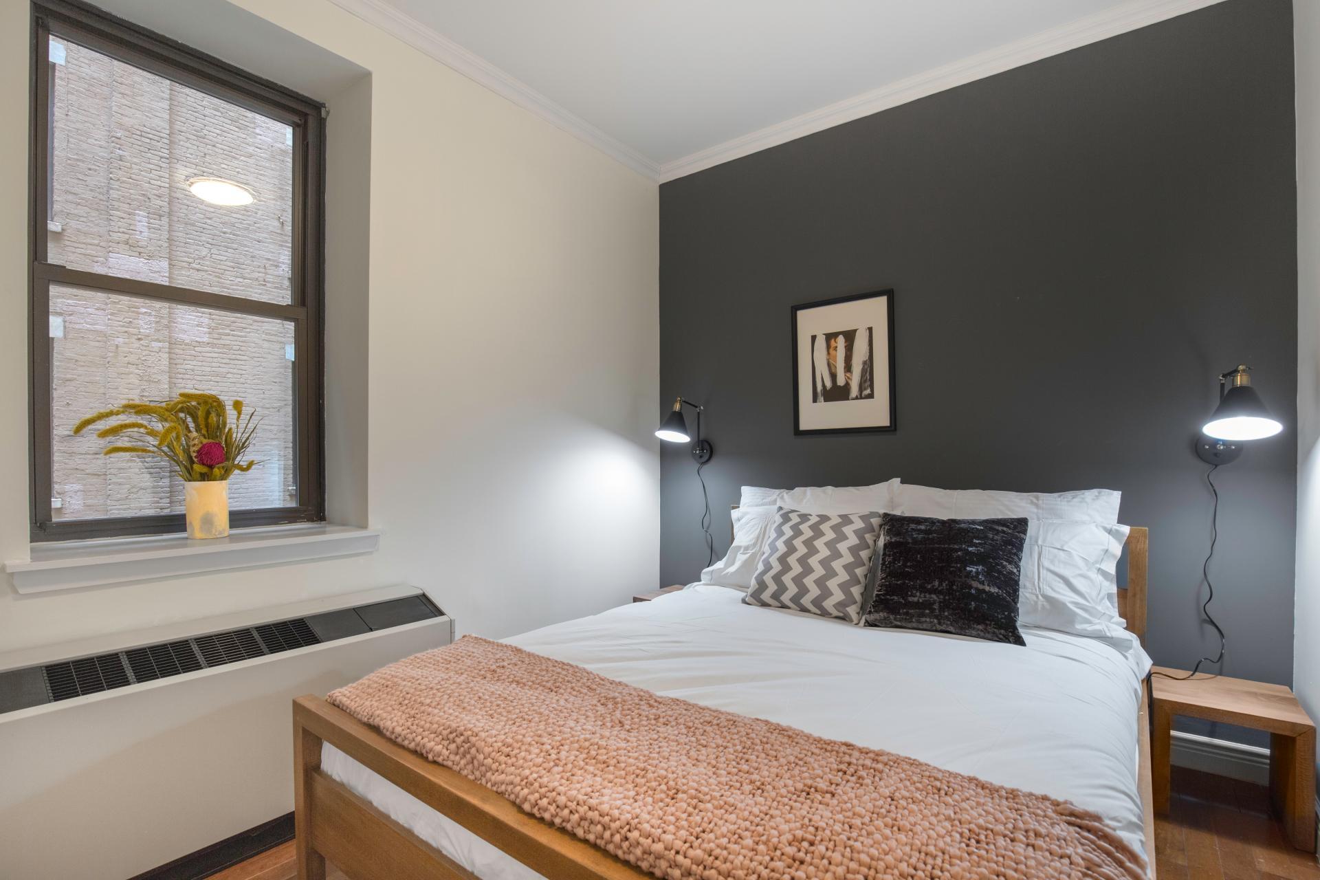 Bedroom at Seven Apartment