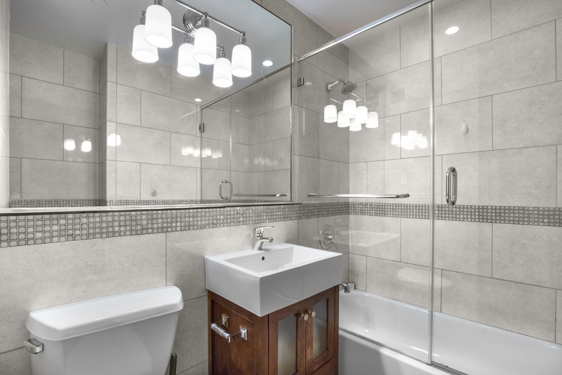 Bathroom at Seven Apartment