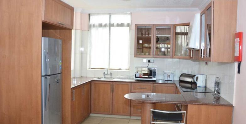 Other kitchen at Riverside Apartments, Centre, Nairobi