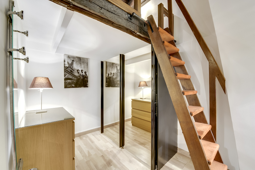 Duplex apartment at Rue Saint-Honore Apartment