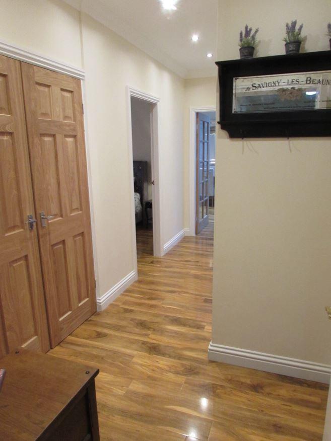 Hallway at The Apartments at Yarm Road