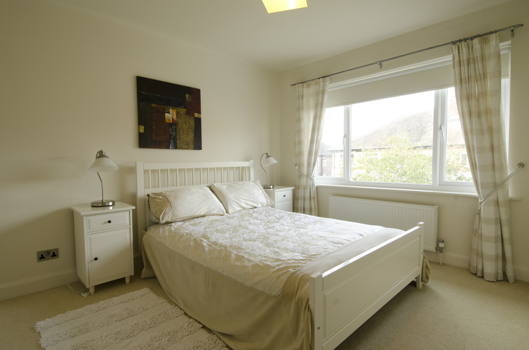 Bedroom at Blackfriars House