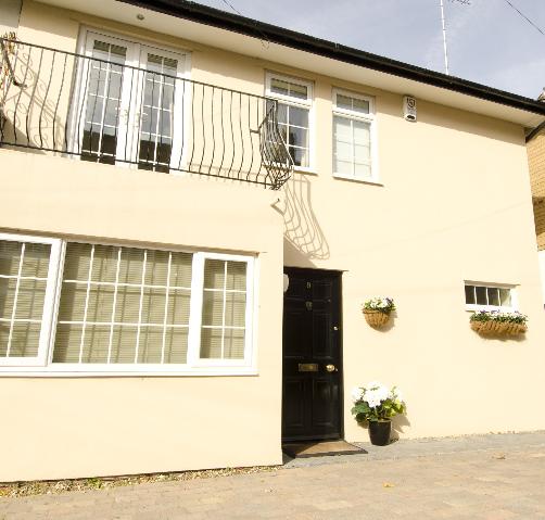 Exterior at Blackfriars House