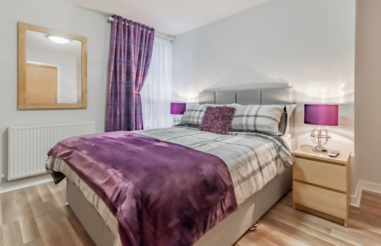 Purple at Albion Street Executive Apartment
